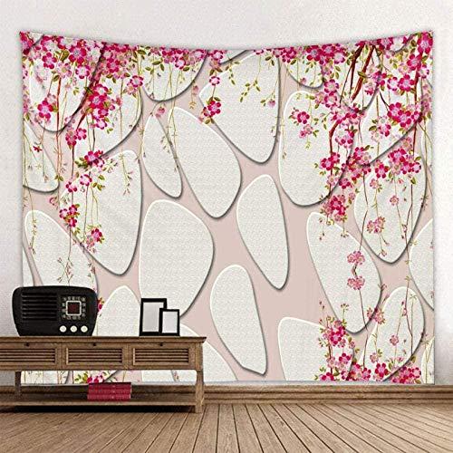 JXZIARON Tapiz Art Paño para Colgar en la Pared Impresión HD Cocina Dormitorio Sala de Estar Decoración,Alfombra de Paisaje 150x100CM