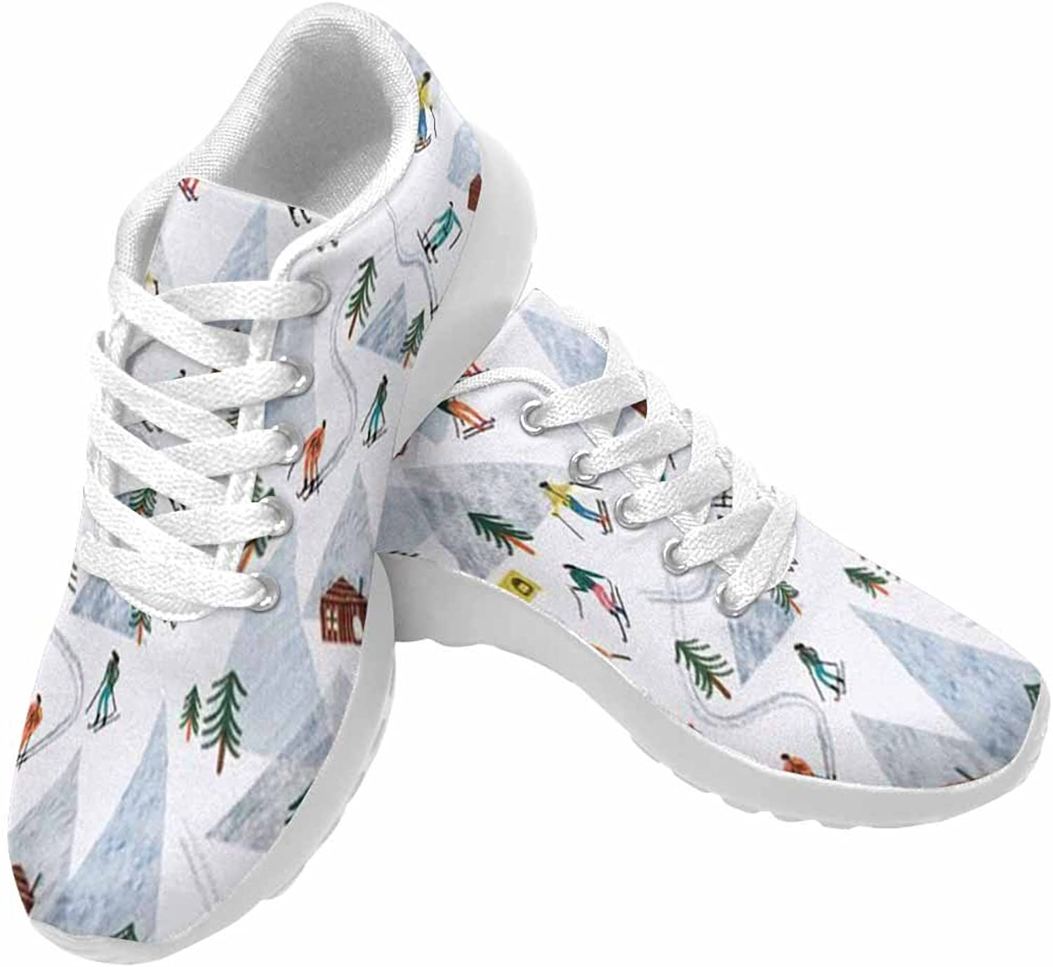 VIC Women's Lightweight Casual Walking Athletic shoes