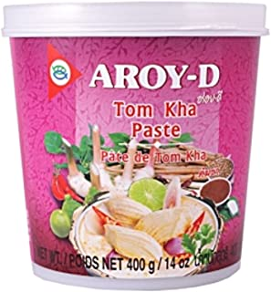Aroy-D, Tom Kha Paste (Soup), 14 oz