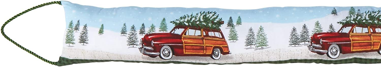 Store Draft Blocker Festive Holiday Christmas Cheap Door - 36