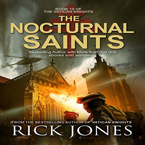 Couverture de The Nocturnal Saints