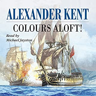 Colours Aloft cover art