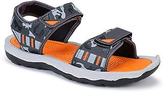 Earton Sandals & Floaters,Slip-On,Rexine for Men (1307)