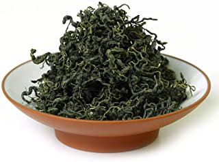 GOARTEA 250g (8.8 Oz) Supreme Seven Leaf Jiao Gu Lan Jiaogulan Herbal Flower Gynostemma Chinese GREEN TEA