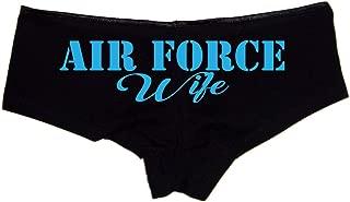 Air Force Wife Booty Shorts Boyshort Cotton Bikini Bottom Sexy Panties