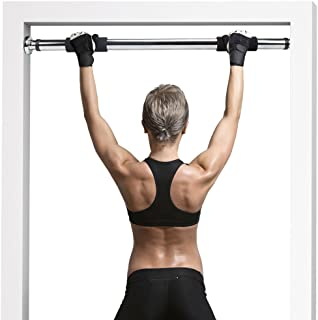 Crown Sporting Goods Door Gym Express Upper Body and Core Home Workout Bar