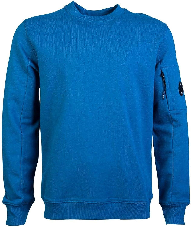 C.P. Company Mens Round Neck Sweatshirt MSS209A 005160W