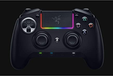 Razer RZ06-02600100-R3A1 Raiju Ultimate Wireless/Wired Gaming Controller for PS4 and PC