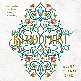 The Bloodprint                   By:                                                                                                                                 Ausma Zehanat Khan                               Narrated by:                                                                                                                                 Jenny Bryce                      Length: 13 hrs and 32 mins     1 rating     Overall 3.0