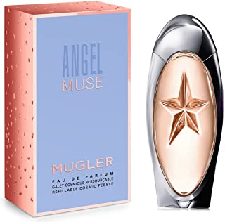 Angel Muse By Thierry Mugler For Women Eau De Parfum Spray Refillable 3.4 oz