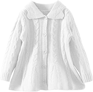 Amazon.ca: Girls' Sweaters White Sweaters: Girls