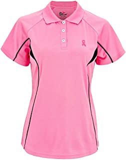 Best breast cancer awareness polo shirts Reviews