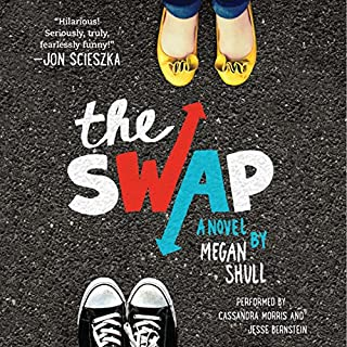 The Swap audiobook cover art