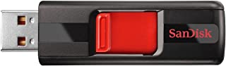 SanDisk Cruzer CZ36 64GB USB 2.0 Flash Drive, Frustration-Free Packaging- SDCZ36-064G-AFFP