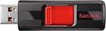SanDisk Cruzer CZ36 64GB USB 2.0 Flash Drive,...