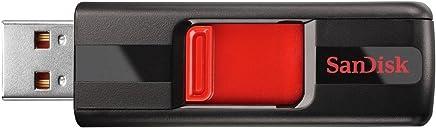 SanDisk Cruzer CZ36 64GB USB 2.0 Flash Drive, Frustration-Free Packaging- SDCZ36-064G-AFFP