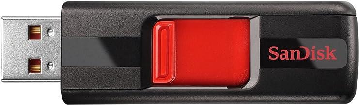 SanDisk Cruzer CZ36 64GB USB 2.0 Flash Drive,...