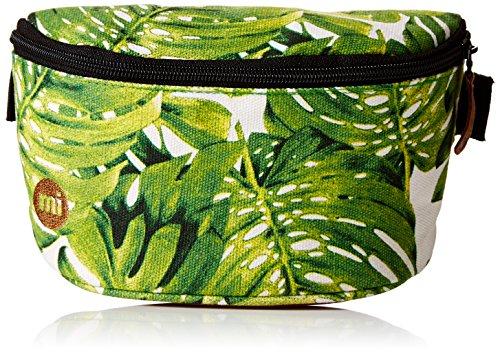 Mi-Pac Bum Bag Mochila Tipo Casual, 22 cm, 2 litros, Fern Green
