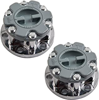 2 pcs Wheel Locking Hub for Mitsubishi Montero Pajero Triton L200 4x4 MD886389