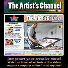 The Artist's Channel: 20 Hour On-line Video Subscription
