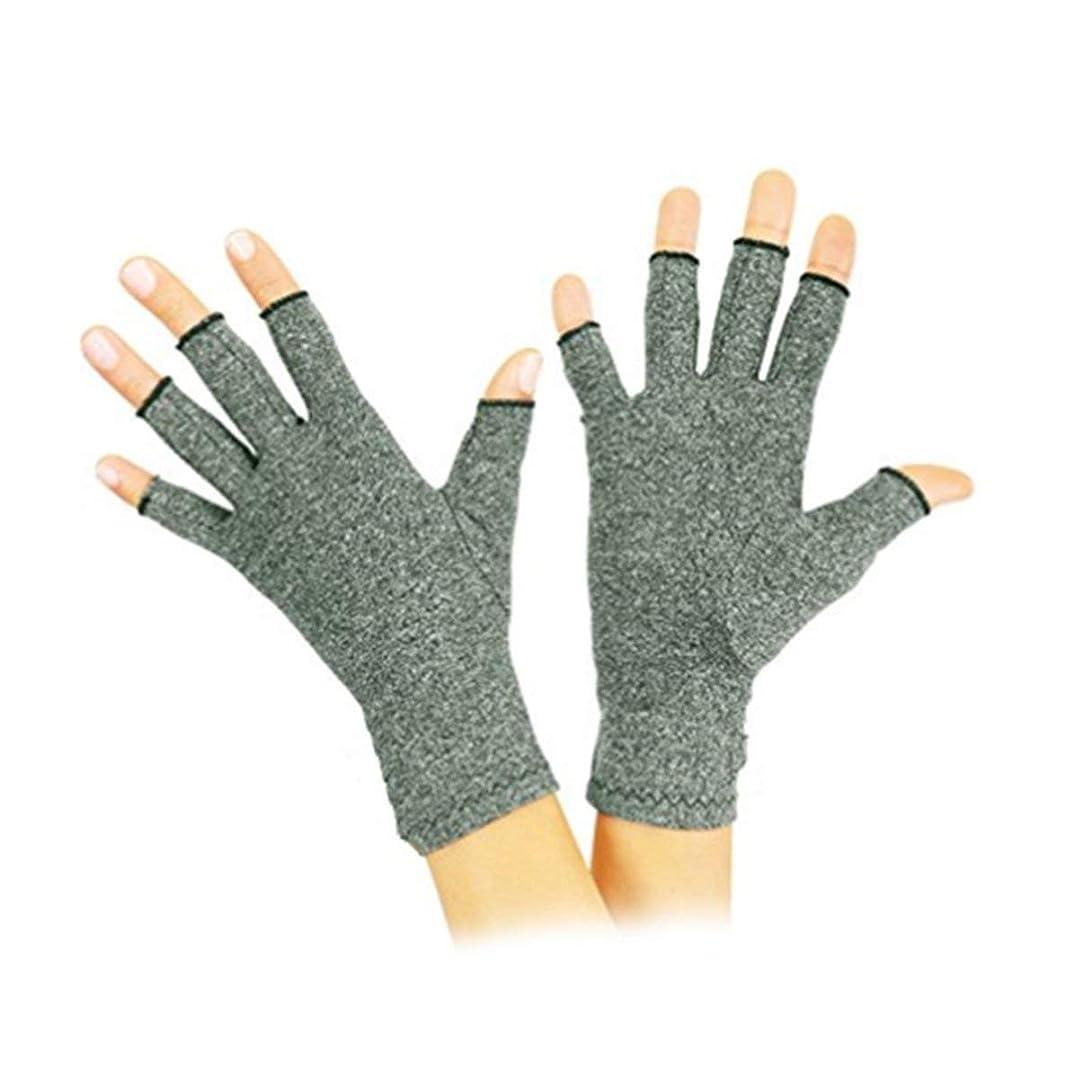 発掘するスリム深さ関節リウマチリウマチ性変形性関節症用手袋圧縮手袋コンピュータ入力用痛み緩和