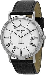 Longines La Grande Classique Automatic White Dial Stainless Steel Mens Watch L4.921.4.11.2