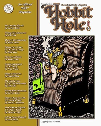 The Hobbit Hole #24: A Fantasy Gaming Magazine (Volume 24)