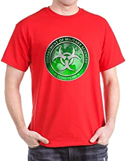CafePress DMS-MABERRY-Echo-Large.Png T-Shirt Cotton T-Shirt