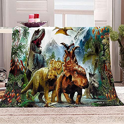 Totem Coperta per divano 3d murale Sherpa Coperte Stampa Copriletto Morbido Caldo Microfibra Biancheria da Letto Divano Divano Camera Da Letto Viaggio 130x150cm