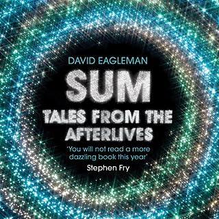 SUM: Sum (Stephen Fry) / Reversal (Gillian Anderson) cover art