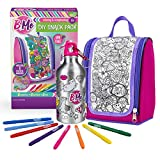 B Me DIY Snack Pack – Color Your Own Lunch Bag & Water Bottle Birthday Gift...