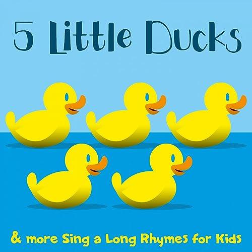 Image result for 5 little ducks