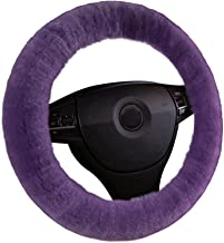 Best shearling steering wheel cover Reviews