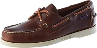 Sebago Docksides Portland Waxed, Chaussures Bateau Homme