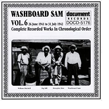 Washboard Sam Vol. 6 1941-1942