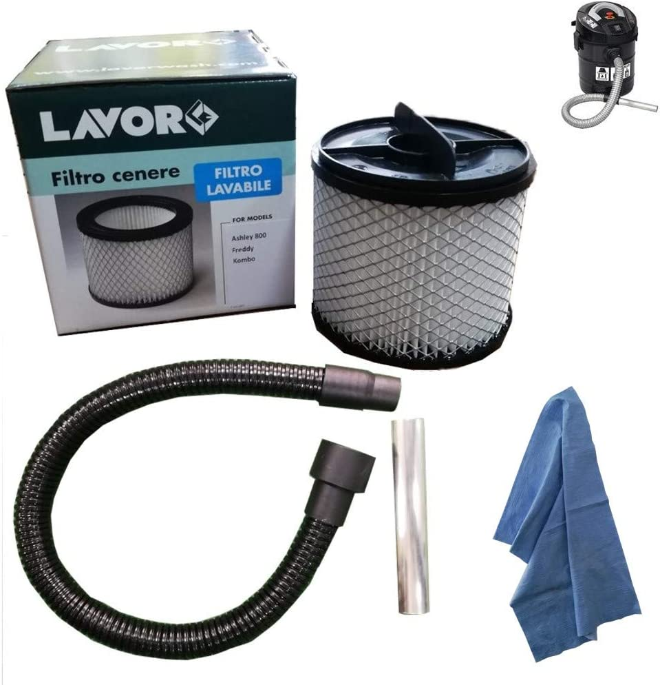 5/Sacchetti per aspirapolvere adatto per Lavor Ashley 800
