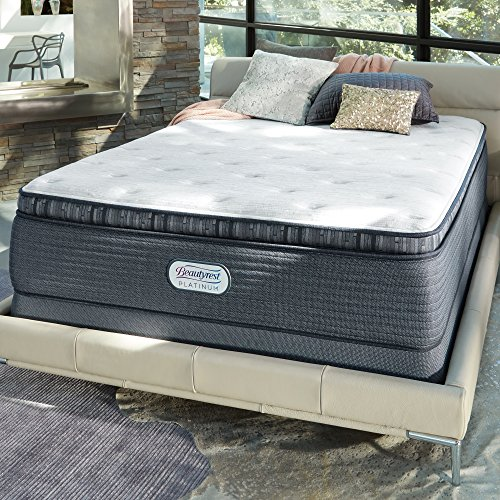 Beautyrest 15' Spring Grove Plush PillowTop Mattres Mattress, Full