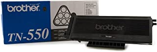 Brother TN-550 5240 5250 5280 8060 8065 8670 Toner Cartridge (Black) in Retail Packaging
