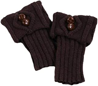 Trenton Womens Winter Warm Cable Knit Leg Warmers Knitted Socks