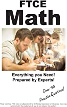 FTCE Math: Practice Test Questions for the FTCE Mathematics 6 - 12