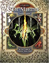 The Mysteries, Revised Edition (Ars Magica Fantasy Roleplaying)