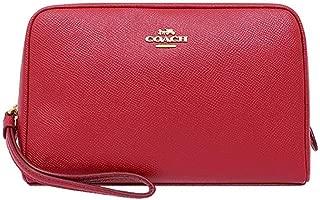Coach Women's Boxy Crossgrain Cosmetic Case (F24797)