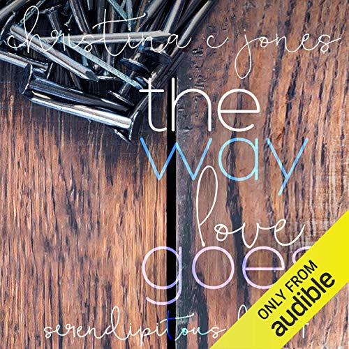 The Way Love Goes audiobook cover art