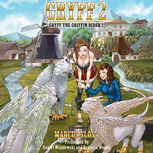 Gryff the Griffin Rider 2 (A Fantastic Harem) cover art