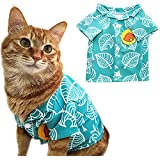 Tom Nook Costume for cat Clothes cat Dress up Small Dog Costume Clothes pet Halloween Cosplay(no hat)