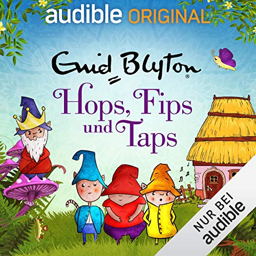 Hops, Fips und Taps cover art