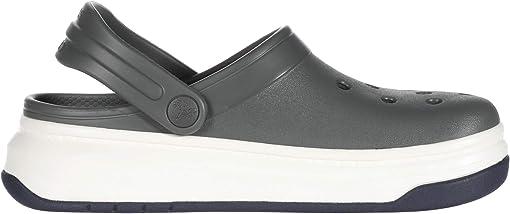 Slate Grey/White
