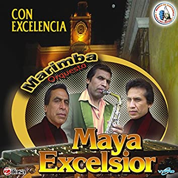Con Excelencia. Música de Guatemala para los Latinos
