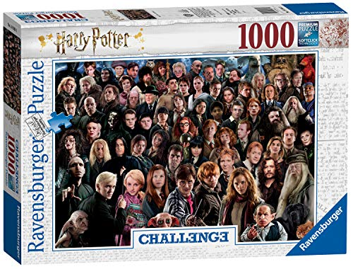 Ravensburger Puzzle 14988 - Harry Potter - 1000 Teile