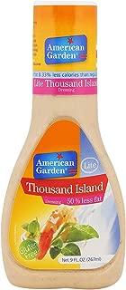 American Garden Lite Thousand Island Dressing - 267 ml
